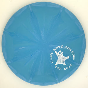Dynamic Discs Prime Burst Warden - Small Fluffy Putz stamp