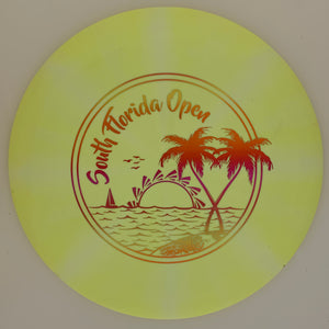Dynamic Discs Fuzion-X Blend Trespass SFO Fundraiser 1/50