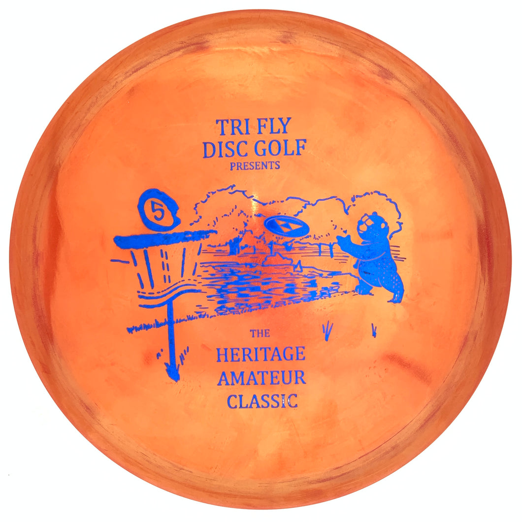 Dynamic Discs Lucid Air EMAC Truth - Tri-Fly's 5th Annual HAC stamp