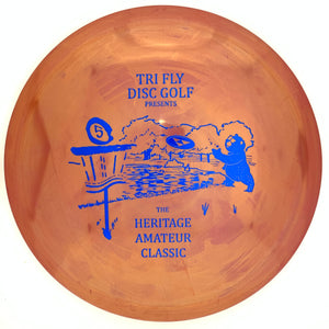 Dynamic Discs BioFuzion Verdict - Tri-Fly's 5th Annual HAC stamp