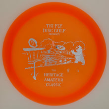 Load image into Gallery viewer, Dynamic Discs Lucid-X Escape - 5th Annual Heritage Amateur Classic stamp