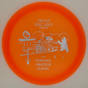 Dynamic Discs Lucid-X Escape - 5th Annual Heritage Amateur Classic stamp