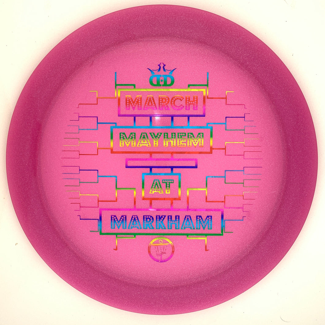 Dynamic Discs Metallic Lucid Enforcer - March Mayhem at Markham