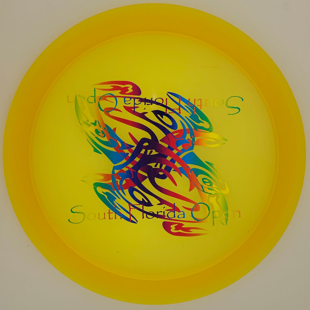Dynamic Discs Lucid Prototype Felon - SFO Turtle Misprint Double stamp