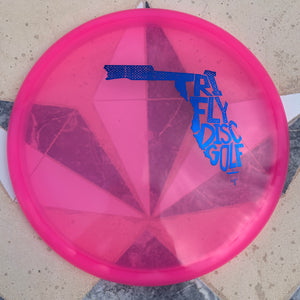 Dynamic Discs Lucid Bounty - Tri-Fly Florida