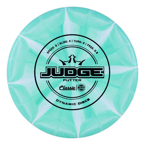 Dynamic Discs Classic (Hard) Burst Judge