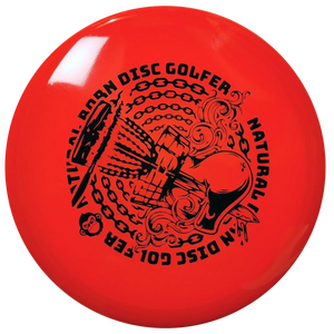 Dynamic Discs Lucid Trespass - NBDG Heart
