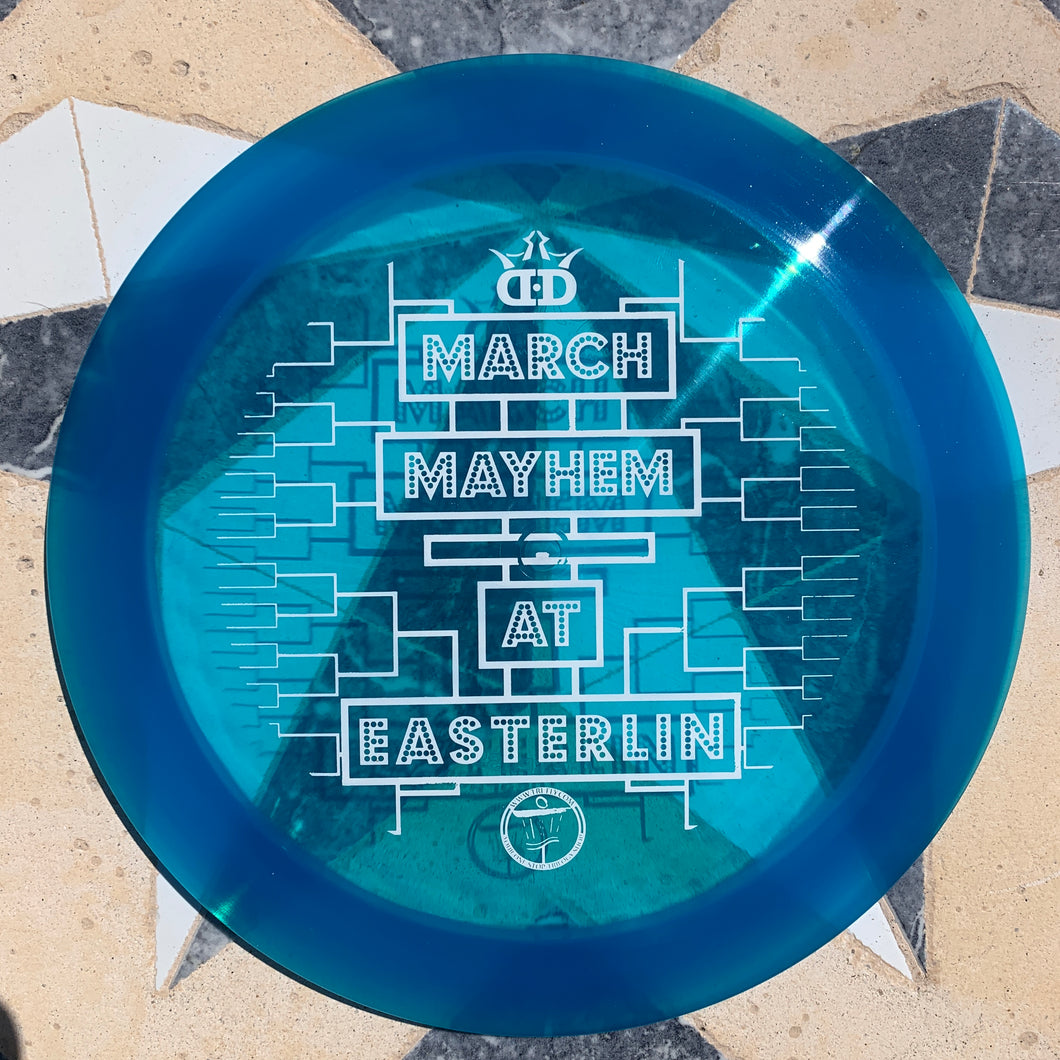 Dynamic Discs Lucid-X Treaspass - March Mayhem at Easterlin