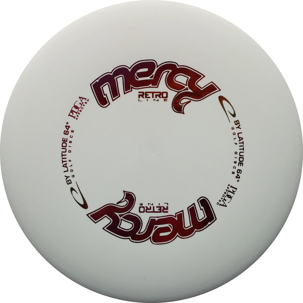 Latitude 64 Retro Mercy