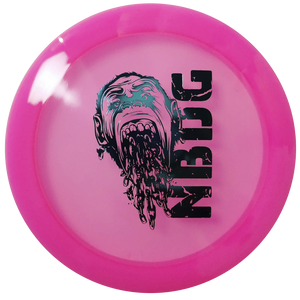 Dynamic Discs Lucid Trespass - NBDG Throw Up