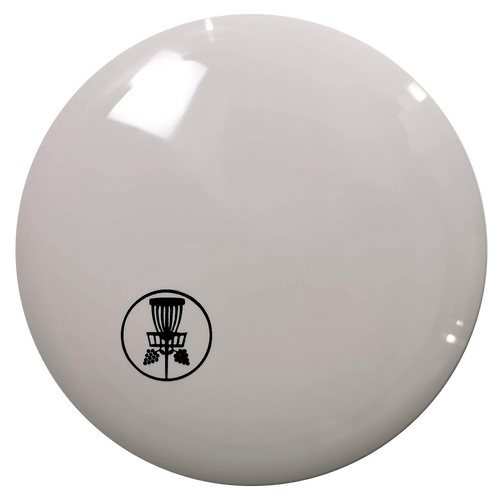 Dynamic Discs Fuzion Vandal - NBDG Tuscany Open fundraiser mini stamp