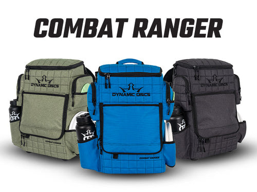 Dynamic Discs Combat Ranger Backpack