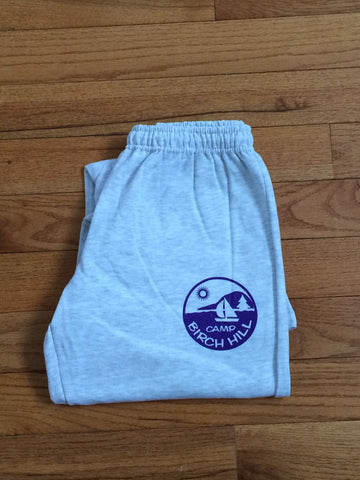 BH Sweatpants [Grey & Purple]