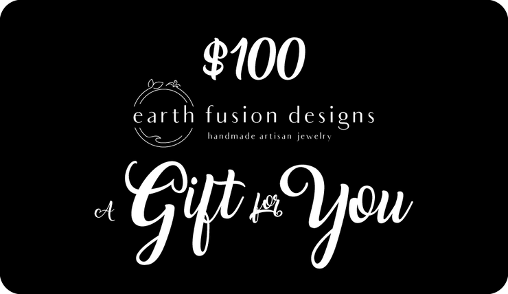 Earth Fusion Designs 100 Dollar Gift Card