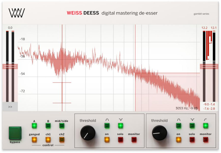 Softube launches Weiss Deess plug-in