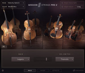 Native Instruments releases Session Strings 2 and Pro 2
