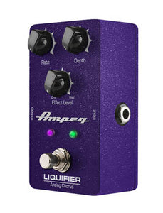 The Ampeg Liquifier Analog Chorus pedal