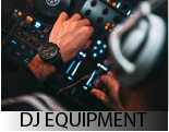 A Link to DJ Equipment Product Section