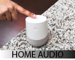 A Link to Home Audio Product Section