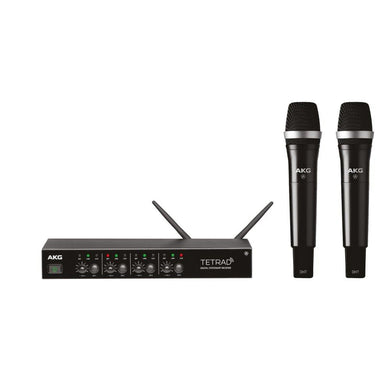 AKG DMS Tetrad Vocal Set P5 V2