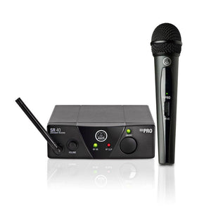 AKG WMS40 MINI Vocal Set - ISM2