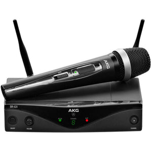 AKG WMS420 Vocal Set - Band D