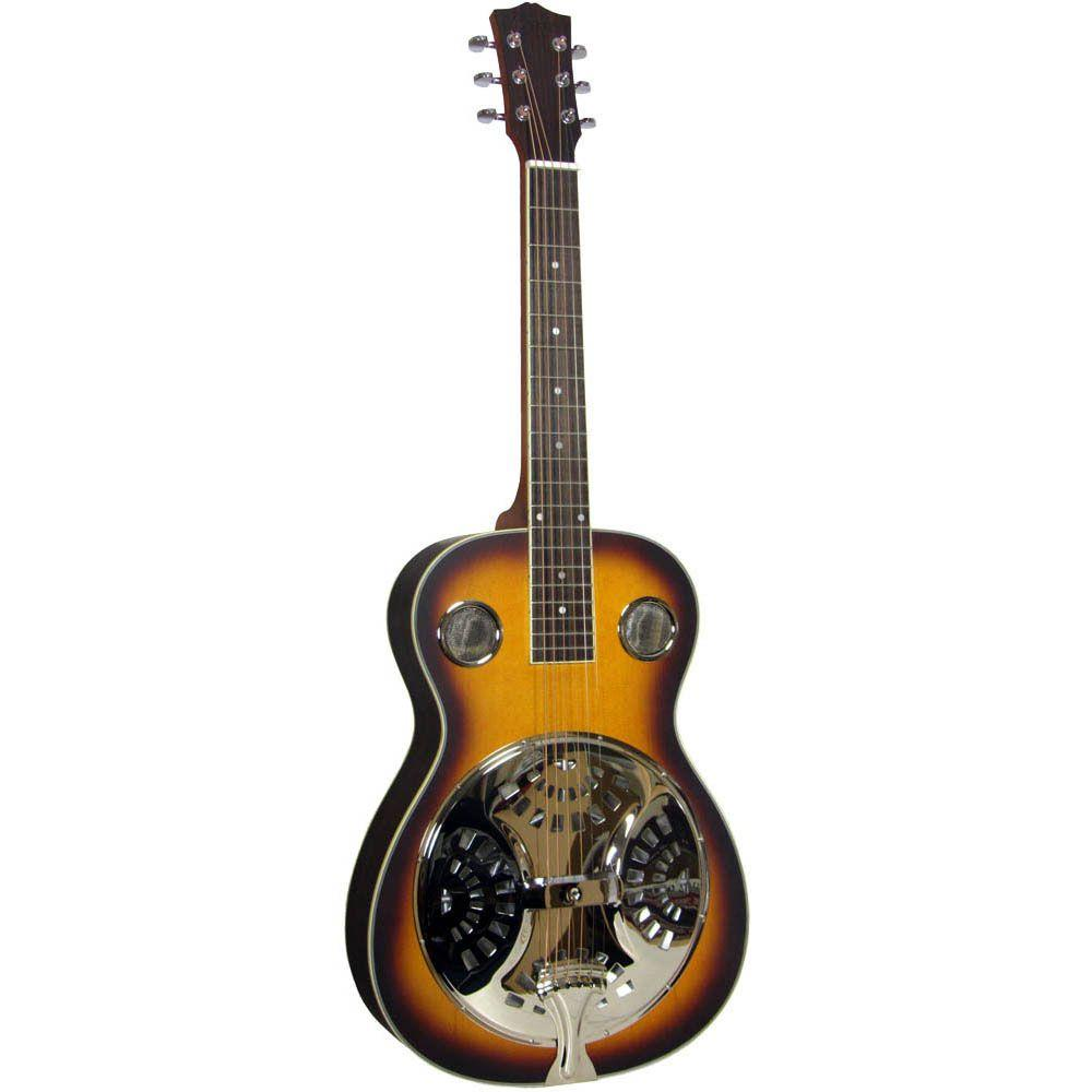 GR53031: Ashbury Resonator Guitar, Square Neck