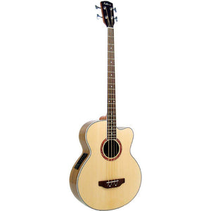 GR56049: Ashbury Electro Acoustic Bass Guitar