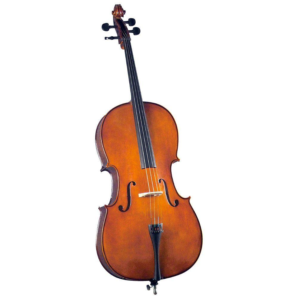 GR66031: Cremona 3/4 Size Cello Outfit