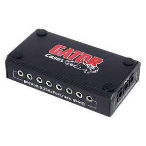 Gator G-BUS-8-UK Pedal Board Power Supply