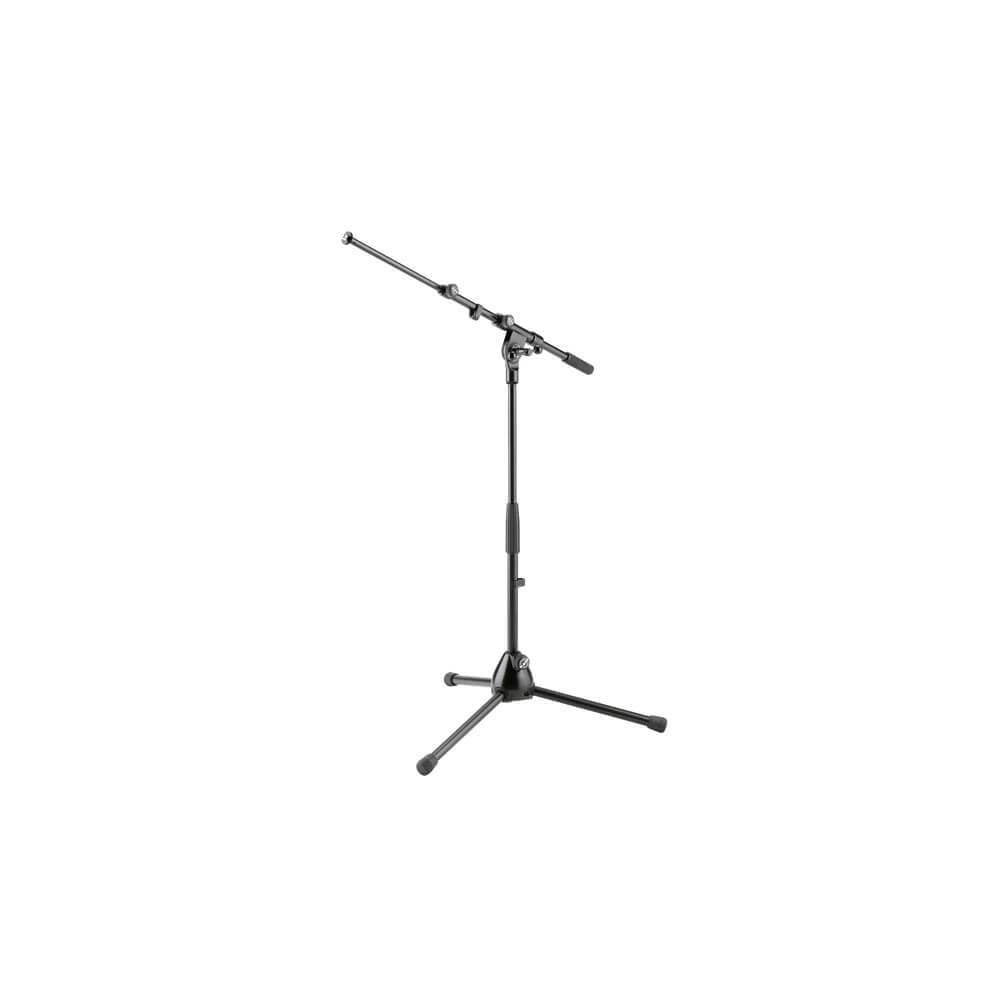 König & Meyer Low Level Microphone Stand in Black