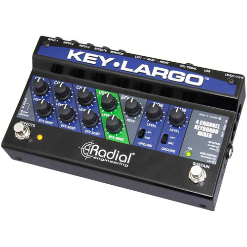 Radial Key-Largo - Keyboard