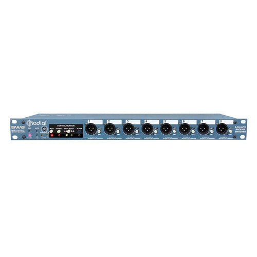 Radial SW8 - Auto Switcher