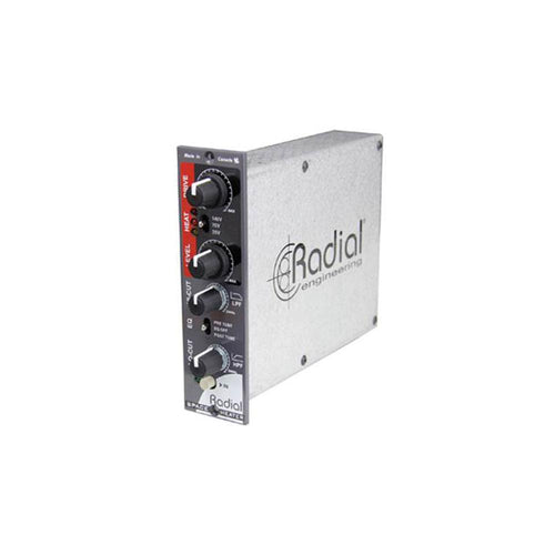 Radial Workhorse Space