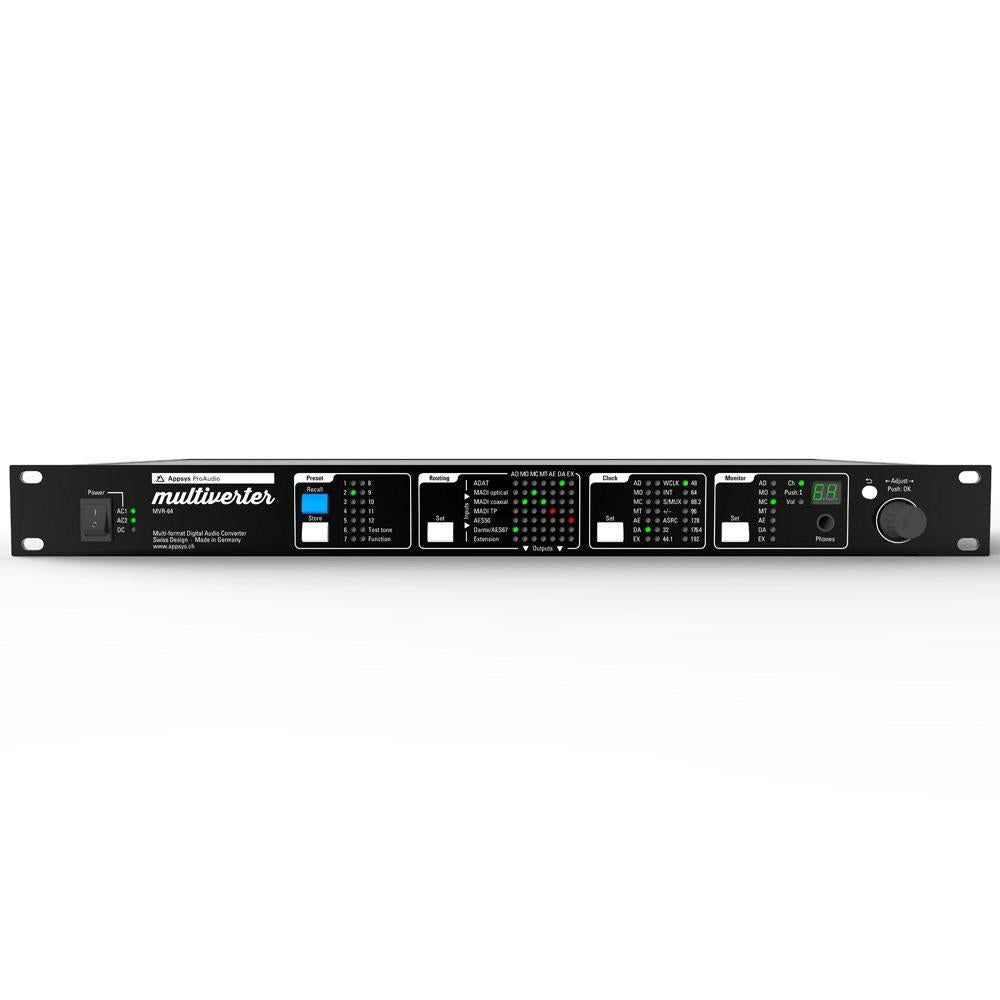 Appsys ProAudio Multiverter MVR-64