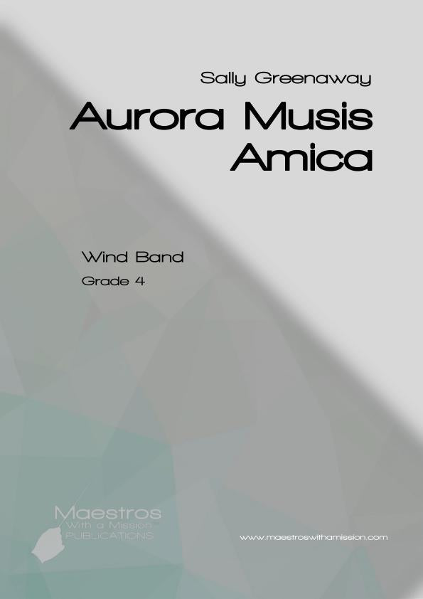 Aurora Musis Amica (score only)
