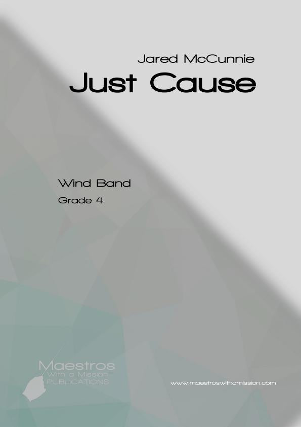 Just Cause (Score and Parts)