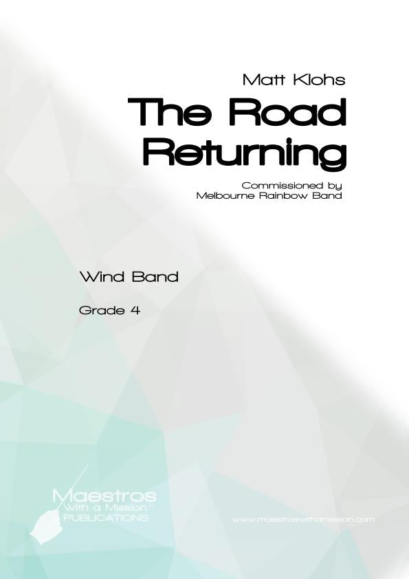 The Road Returning (Score & Parts)