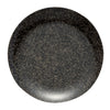 Photo of the MIYAMAOTO SANGYO Dish Croce Plate L Black Φ27 × 2.1cm