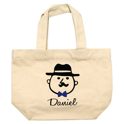 photo of the FRIENDS HILL Tote Bag Daniel Mini  20×30cm