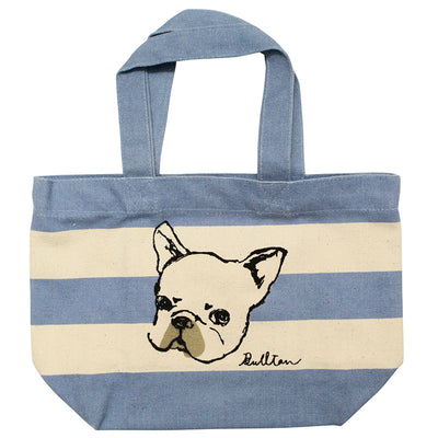 photo of the FRIENDS HILL Tote Bag Real Bullton Mini  20×30cm