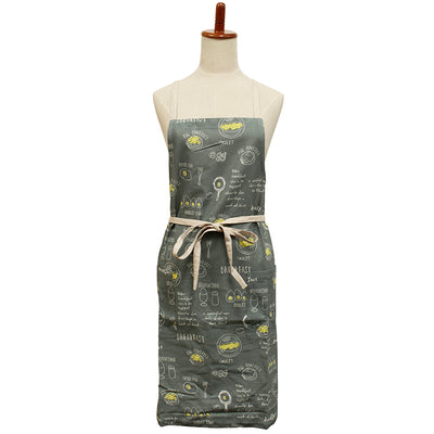 photo of the FRIENDS HILL Apron Peapod Morning Short   Length 80cm
