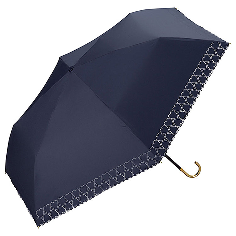 3789a8140 Photo of the WORLD PARTY Parasol Rain Or Shine Combined Folding The Light -Shielding,