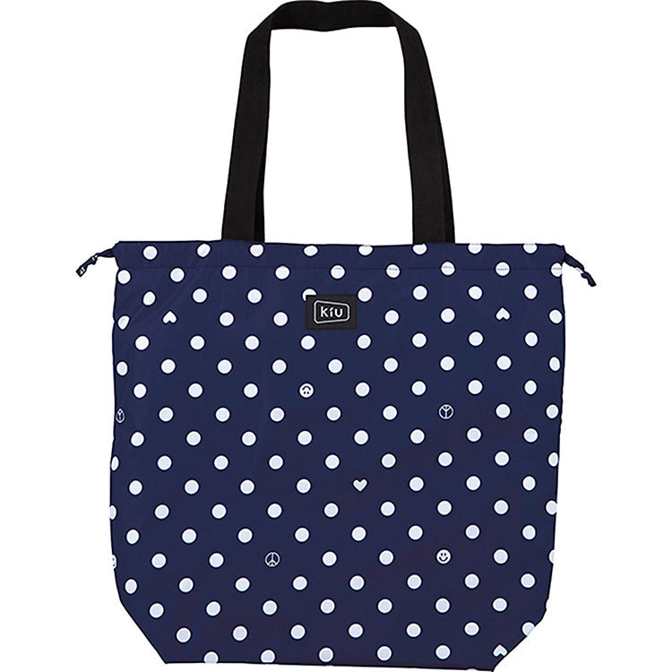 Rain Bag Kiu 2way Rain Bag Cover Tote Bag Piece Dot 45 × 41 × 15cm