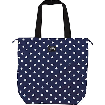 Photo of WORLD PARTY Rain Bag Breadth Of Mind 2way Rain Bag Cover Tote Bag Piece Dot 45 × 41 × 15cm