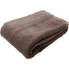 Imabari Towel Bath Towel Soft Twisted Yarn Gentle Ash Brown