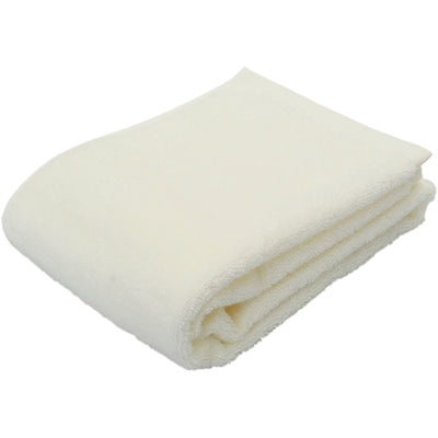 Imabari Towel Face Towel Soft Twisted Yarn Gentle Off-White