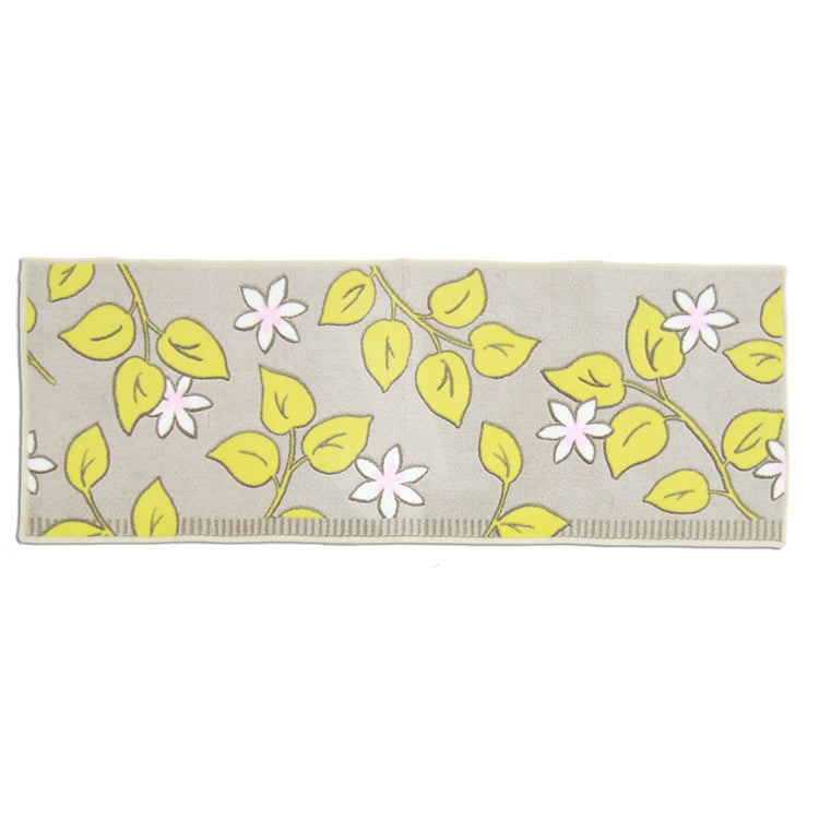 Kitchen Mat Norns About 45 × 120cm Water Antibacterial Beige