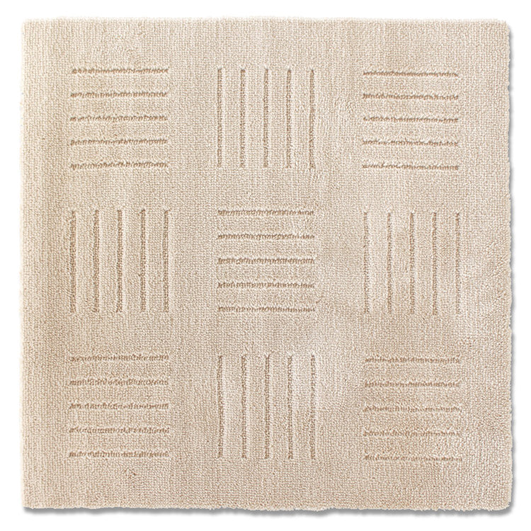 Joint Kitchen Mat Pitapurasu Brick Beige About 60 × 60cm