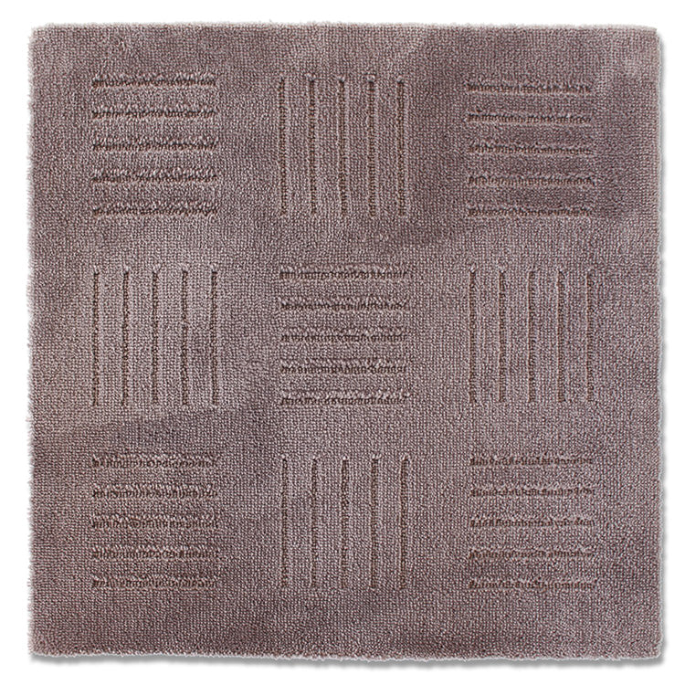 Joint Kitchen Mat Pitapurasu Brick Brown About 60 × 60cm